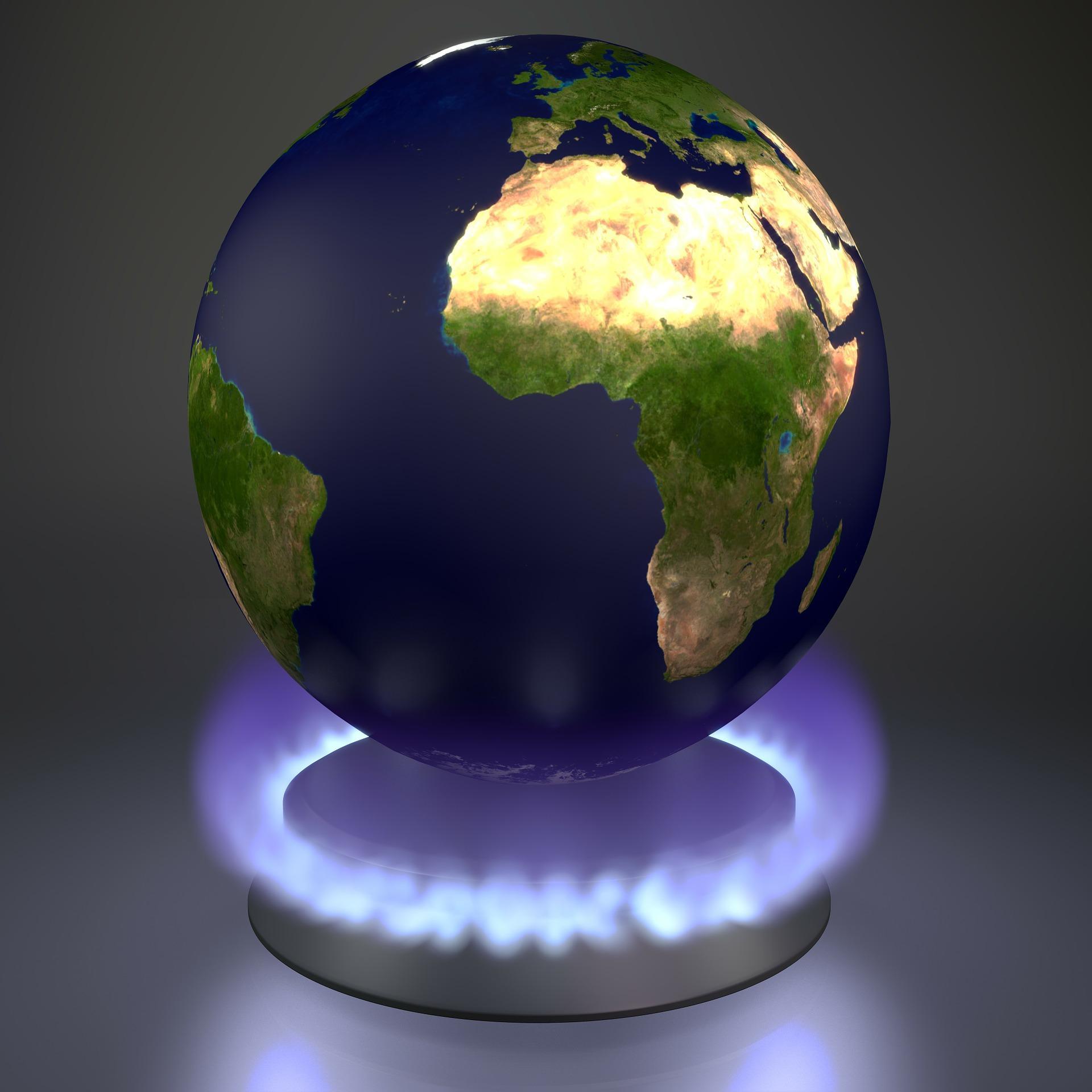 Охват газа