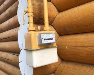 Давление газа в газопроводе дома