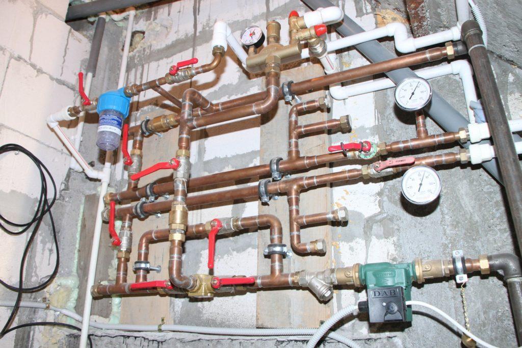 Пуск газа в частный дом