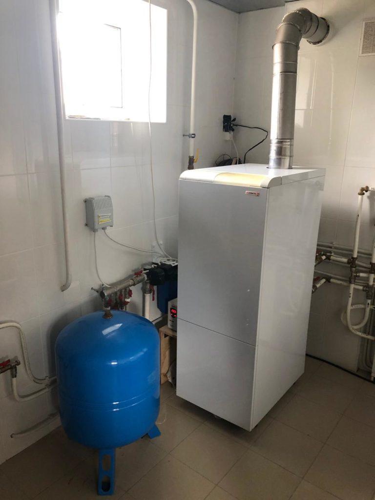 Отопление сжиженным газом частного дома. Преимущества и недостатки