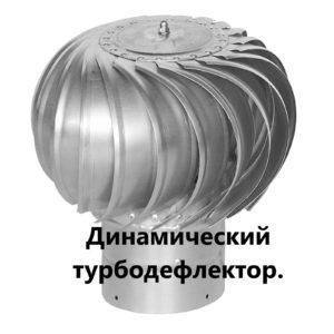 Турбодефлектор динамический