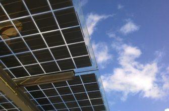 солнечные батарии